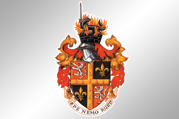 Spennymoor Town Council Badge